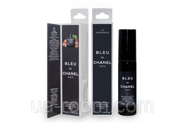 Мини-парфюм Chanel Bleu de Chanel, 35 мл, фото 2