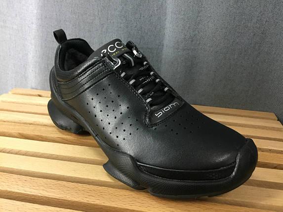 Мужские  зимние ботинки ECCO , фото 2