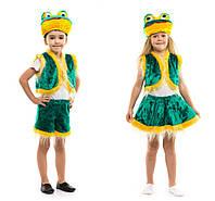 Карнавальный костюм лягушки детский, фото 1