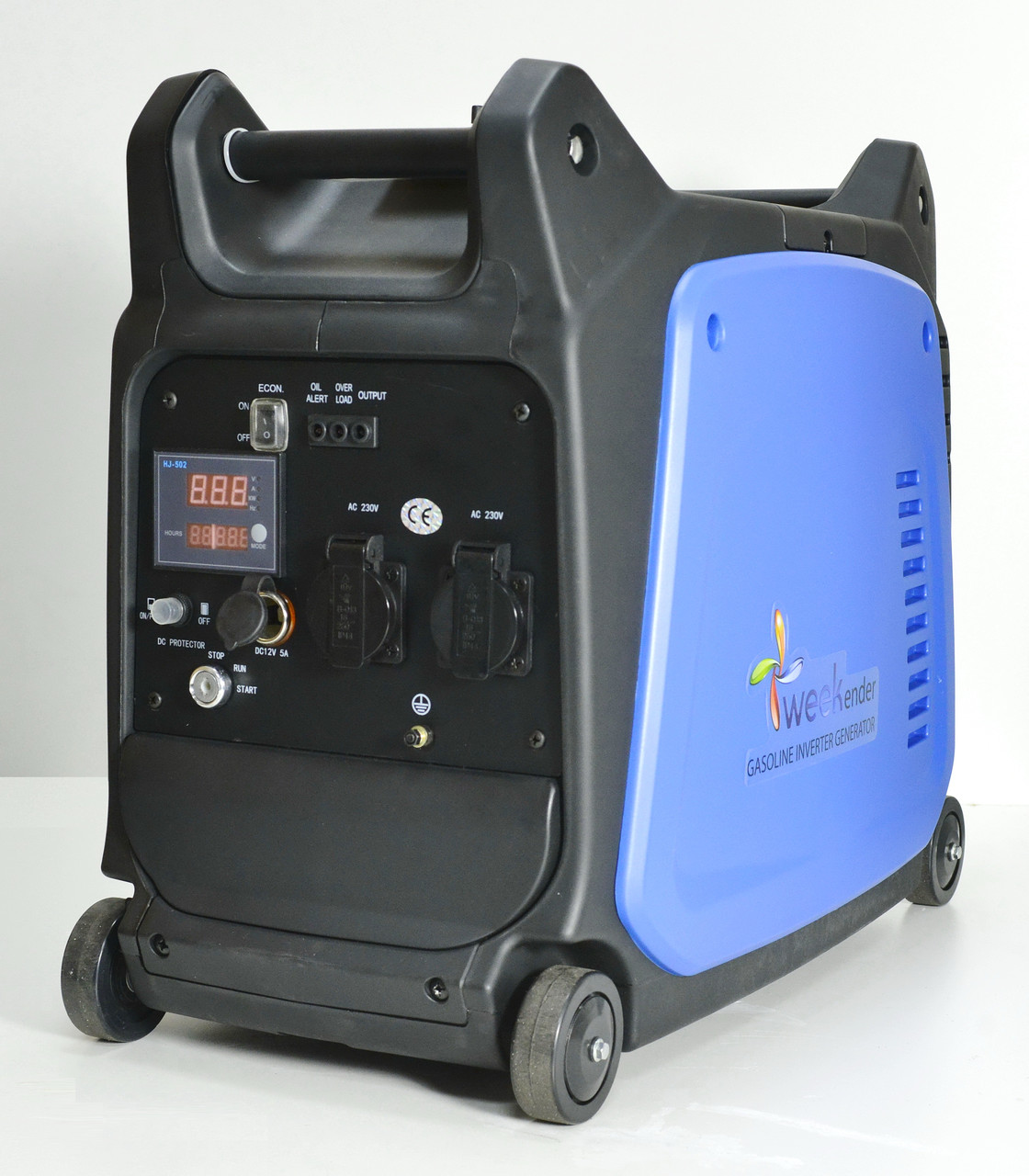 Генератор-інвертор Weekender 3,5 кВт X3500ie електрозапуск