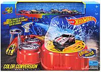 Автомойка Hot Wheel  с машинками меняющими цвет 6761