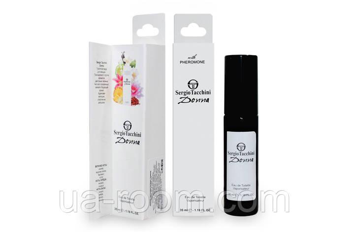 Мини-парфюм Sergio Tacchini Donna, 35 мл, фото 2
