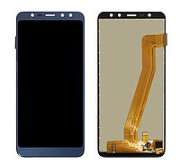 Дисплей для Leagoo M9 с тачскрином синий Оригинал (проверен)