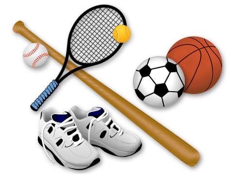 Активный отдых/спорт (футбол, волейбол, теннис, баскетбол,ролики ).