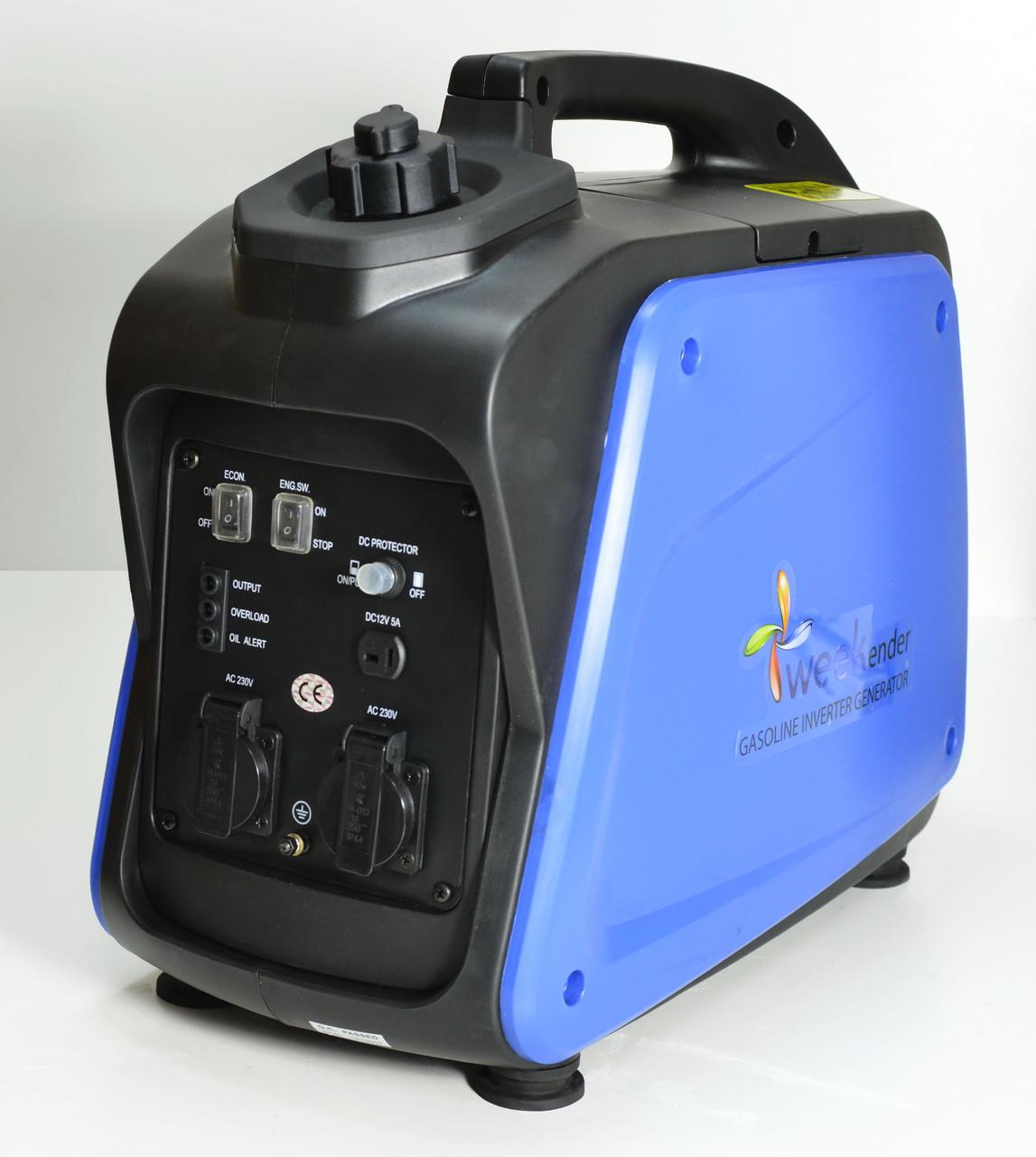Генератор-инвертор Weekender 2 кВт X2000i