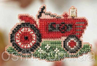 Набор для вышивки Mill Hill Grandpa's Tractor