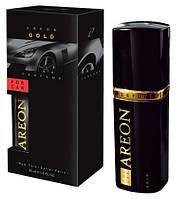 """Ароматизатор в авто Areon Perfume """" Gold"""" 50 ml"""