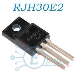 RJH30E2, Mosfet транзистор N канал, 360В 3А, TO220FM