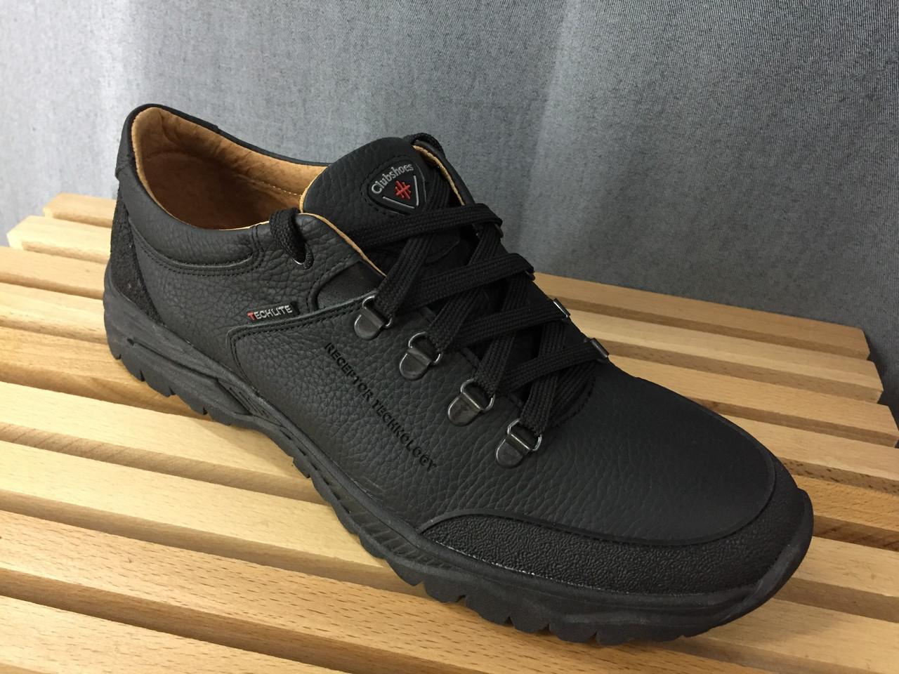Мужские демисезонные ботинки Clubshoes