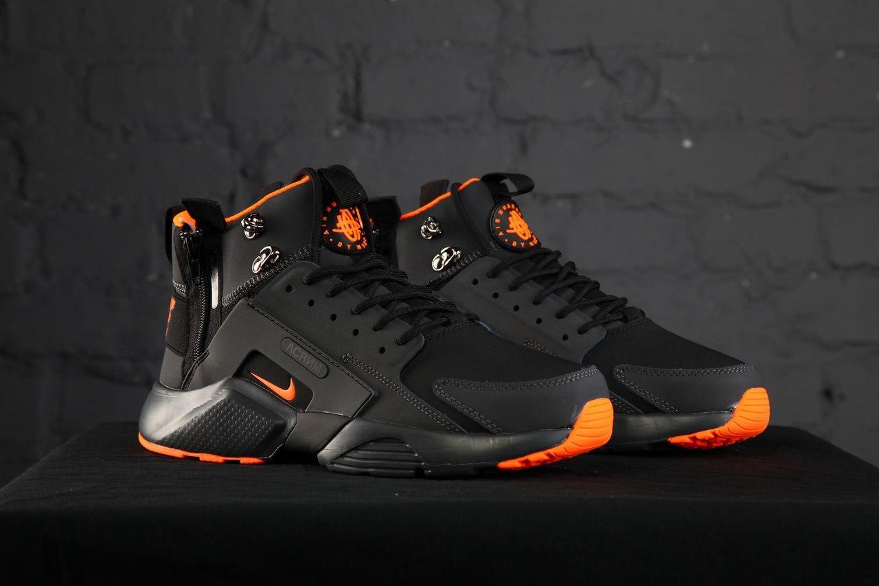 premium selection ee6cb cd21c Мужские кроссовки Nike Huarache X Acronym City MID Lea (Реплика ААА+):  продажа, цена в Киеве. кроссовки, кеды повседневные от