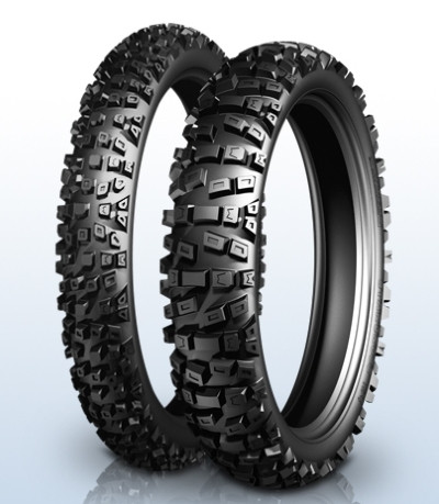 Мотопокрышка Michelin Starcross HP4 110/90-19TT 62M