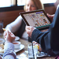 Программно-аппаратный модуль «Мобильный официант» для автоматизации ресторана, кафе