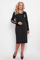 Сasual Платье Виталина черное, фото 1