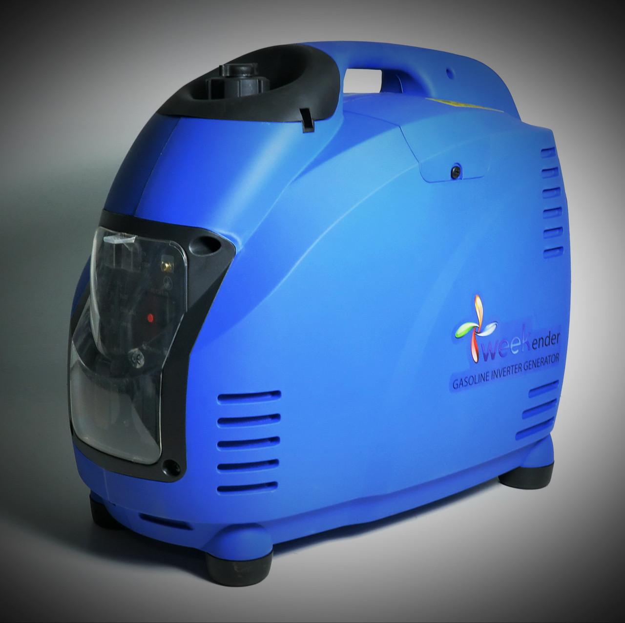 Генератор-інвертор Weekender 1,8 кВт D1800i