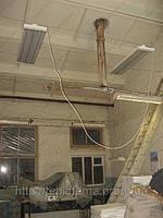 Отопление утеплённого склада