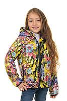 Куртка осень-весна для девочек