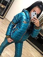 Женский зимний лыжный костюм печка Леонто Стар на размеры 48, 50, фото 1