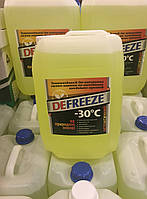 Жидкость для систем отопления DEFREEZE 10л