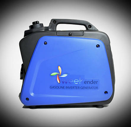 Генератор-инвертор Weekender 1,2 кВт X1200i, фото 2