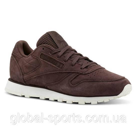 Женские кроссовки Reebok Classic Leather (Артикул: CN5485)