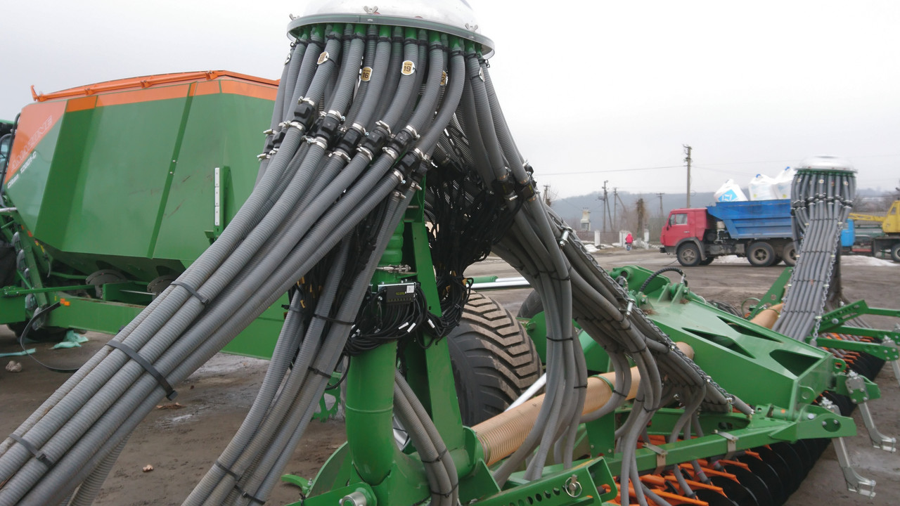 Датчик нормы высева и забивания семяпроводов GASPARDO