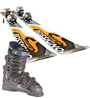 Прокат горнолыжного, туристического и спортивного снаряжения