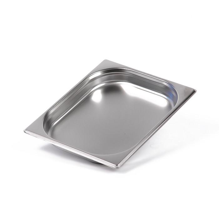 Гастроємність з нержавіючої сталі 1/2 h 40 mm, Іспанія