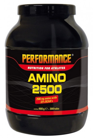 Аминокислоты Amino 2500 (300 табл.) Performance (Nutrico NV)
