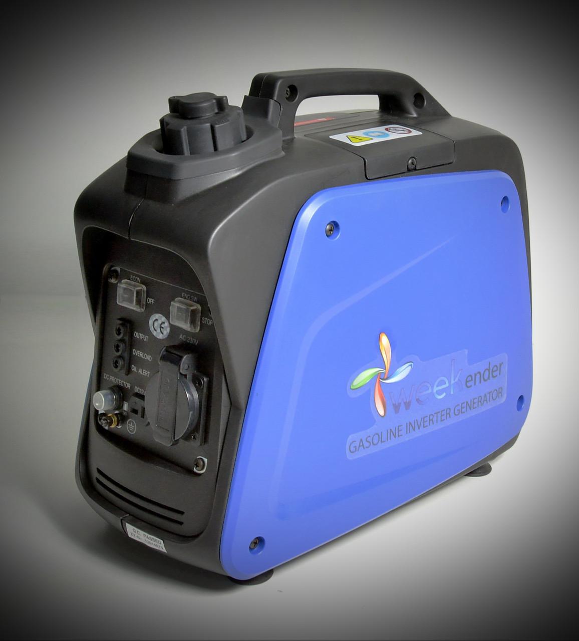 Генератор-инвертор Weekender 0,8 кВт X950I