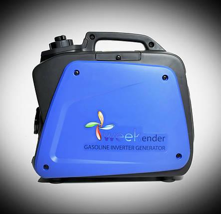 Генератор-инвертор Weekender 0,8 кВт X950I, фото 2