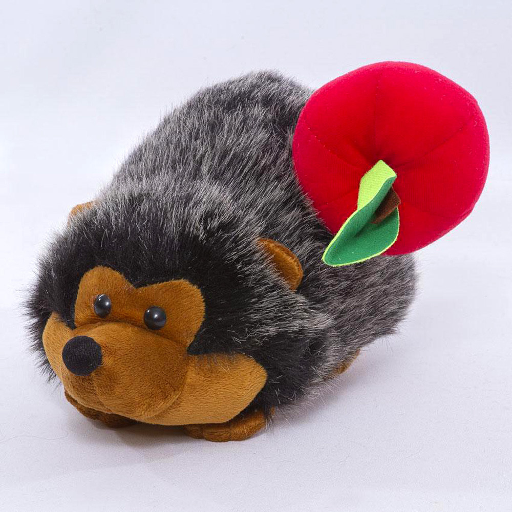 Мягкая игрушка Ёжик с яблоком