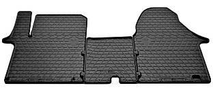Коврики для Renault Trafic с 2001- расположение сидений 1+2 Stingray