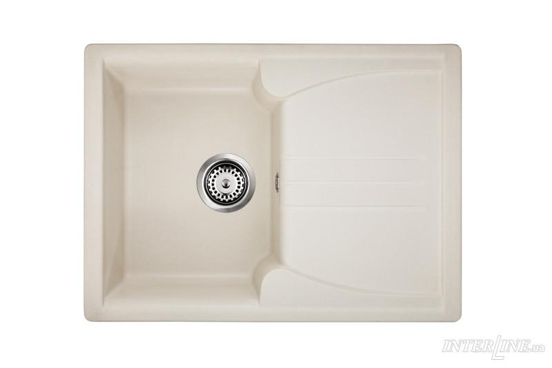 Мийка кухонна INTERLINE LIRA OLD WHITE