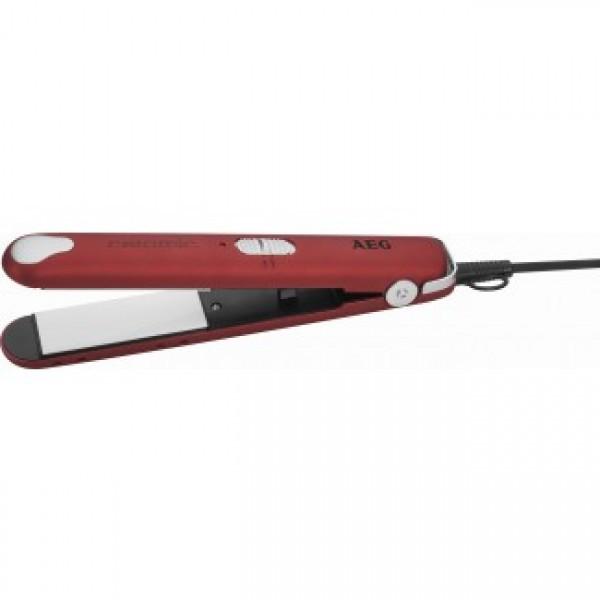 Prostownica AEG HC 5680 (czerwona)