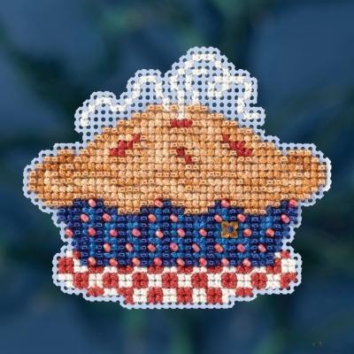 Набор для вышивки Mill Hil American Pie