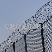 Егоза Кайман 400/5 спиральная колючая проволока
