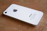 Смартфон Apple iPhone 4S 16gb Оригинал Neverlock White + стекло, фото 6