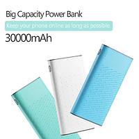 Внешний аккумулятор power bank Hoco B18 Wen Nai 30000 mAh Оригинал ( Реальная емкость )