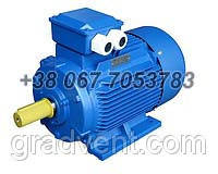 Электродвигатель АИР 160S8 7,5 кВт, 750 об/мин. Лапы, фланец, комбинированный