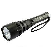 Карманный фонарик BL-Q8609-XPE зеленый охотничий Акция!