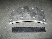 Накладка гальмівна ГАЗ 3306,3307,3308,3309 сверленная (пр-во покупн. ГАЗ)