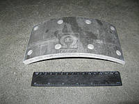 Накладка тормозная ГАЗ 3306,3307,3308,3309 сверленная (пр-во покупн. ГАЗ)