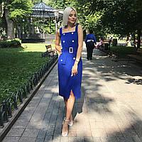 Платье-сарафан электрик, арт.1008, фото 1