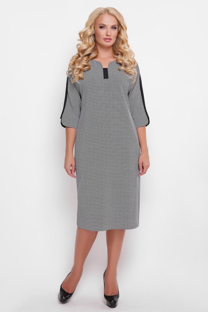 Платье Милена пиксель