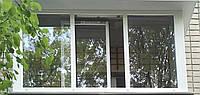 """Раздвижные балконные рамы """"Roto Patio"""""""