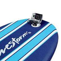 Крепление GoPro для досок Bodyboard Mount, фото 3