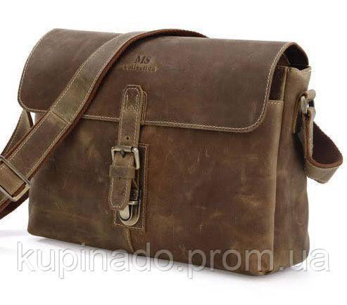 Сумка мужская Vintage 14090 Коричневый, Коричневый