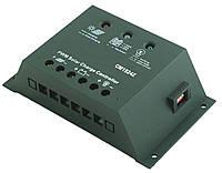 Контроллер заряда ШИМ (PWM) 15A 12/24В CM1524Z Juta