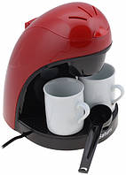 Кофеварка Saturn ST-CM7050 (2 чашки в комплекте)