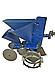 Картофелесажалка КСМ-3 (EXPERT) с бункером для посадки чеснока и лука и внесения удобрений, фото 2